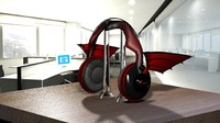 devil headphones