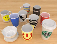 Cups collection