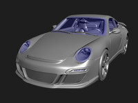 RUF RT12S 2011_Model