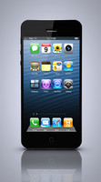 3d model of iphone 5