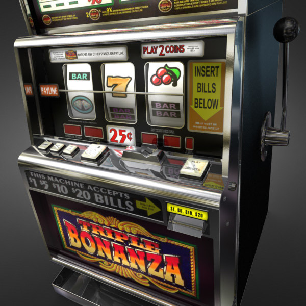 How to play the slots machines