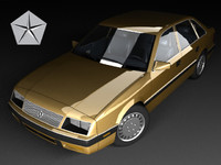 Chrysler LeBaron GTS