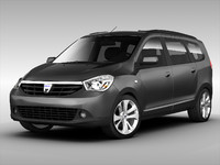 Dacia Lodgy (2013)