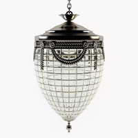 eichholtz - emperor chandelier 3d max