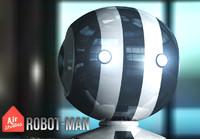 ma robot man