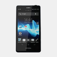 sony xperia t mobile phone 3d max