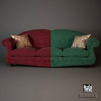 max zanaboni oxford sofa