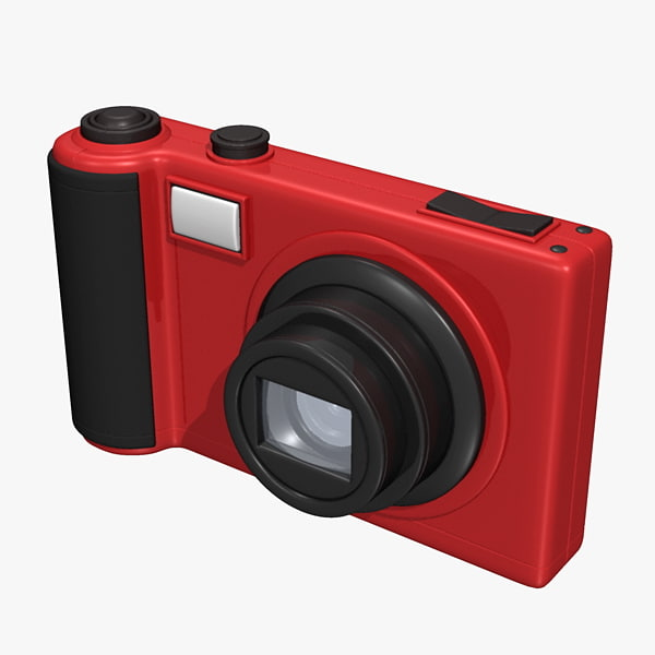 Pictures Of Cameras Cartoon