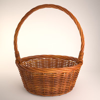 3ds max basket 2