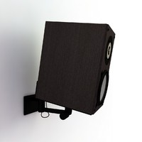 wall mounted speaker max