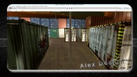 3d containers unity