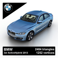 maya 2013 bmw 3 activehybrid