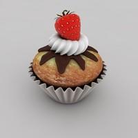3dsmax fruit cake