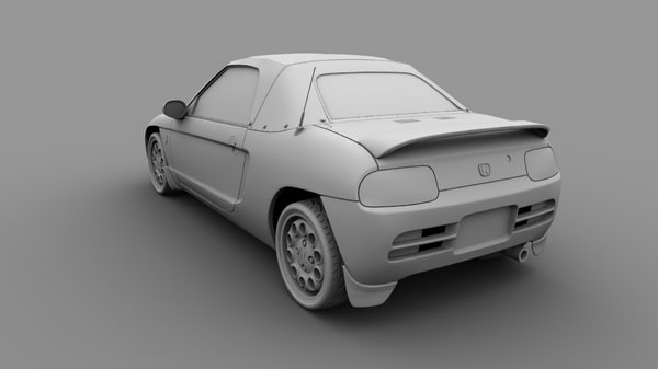 max 1995 honda beat version - 1995 Honda Beat Version Z... by Qualunque