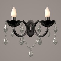 3d lamp sconce flaubo light