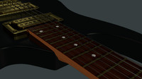 Ibanez Guitar RGX series High Poly