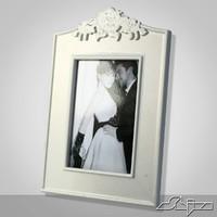 3d photo frame model