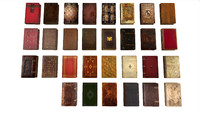 30 Leather Books