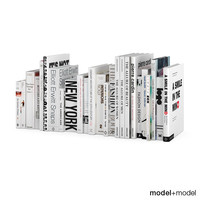 3d design books model