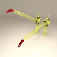 crane 3ds