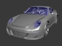 RUF RGT8 2011Model