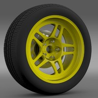 Chevrolet_Camaro_GS_Racecar_2008_wheel
