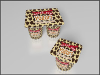 yogurt cow 3ds