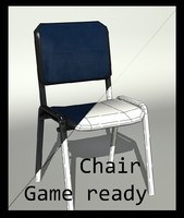 Game ready chair