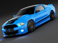 2013 mustang shelby gt500 max