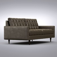 maya crate barrel - sofa