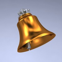 3ds max church bell