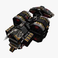 Transport_Space_Ship_2