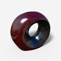vase hole 3d model