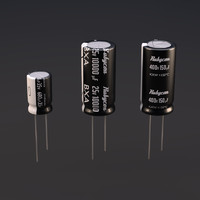 Electrolytic Capacitors Kit