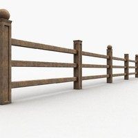 Wood General Fence Collection