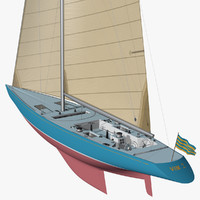 meter class america s 3d model