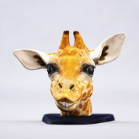 wrl color printable giraffe print