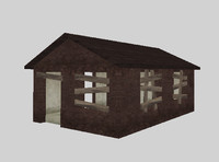 free apocalypse building 3d model