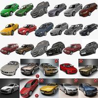 3d cars 12 model