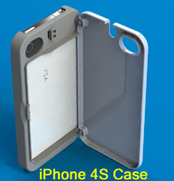 iPhone 4S Credit Card Wallet Case Design