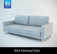 maya karlstad sofa seat
