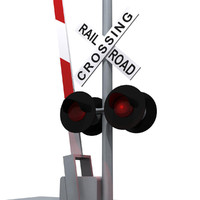 Train / Railroad Crossing Sign