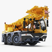 Liebherr compact crane LTC 1045-3.1