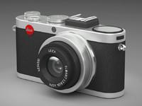 maya leica x2 camera