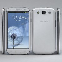 Samsung I9300 Galaxy S3 Marble White
