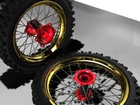 Offroad Wheel Motorcycle