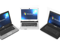 3 Laptops - High Quality
