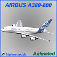 Airbus A380-800 Airbus House livery