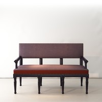 sofa bench vincennes en max
