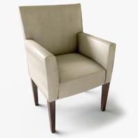 polantis fauteuil 01 3d max